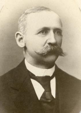 Spangberg som byrådsmedlem 1917-21.
